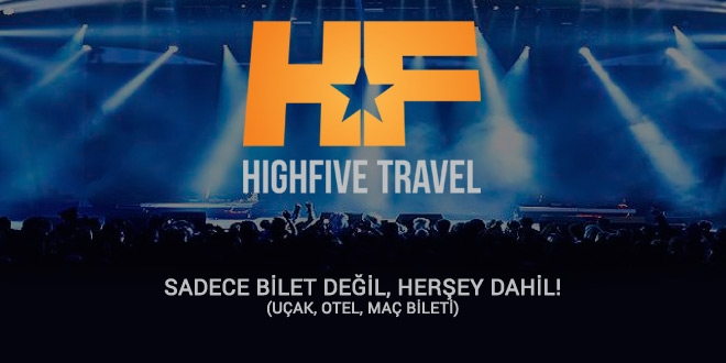HIGHFIVE TRAVEL YAYINDA!