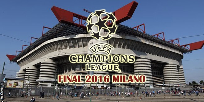 uefa champions league 2016 final tickets highfive. Black Bedroom Furniture Sets. Home Design Ideas