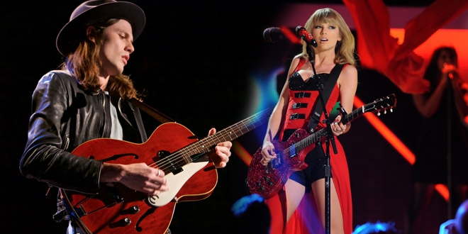 TAYLOR SWIFT & JAMES BAY KONSER BİLETLERİ