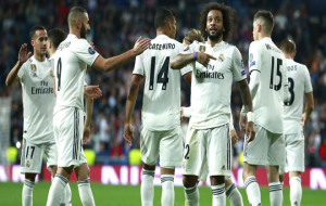 REAL MADRID MATCH TICKETS