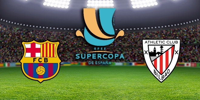 FC BARCELONA - ATHLETIC CLUB DE BILBAO