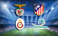 ATLETICO MADRID - GALATASARAY