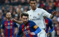 FC BARCELONA - REAL MADRID