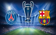 PARIS SAINT-GERMAIN FC - FC BARCELONA